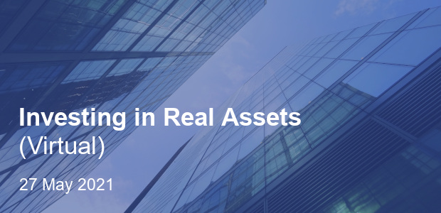 Investing in Real Assets (Virtual) Conference