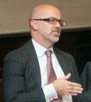 Mark Baxter, Old Mutual